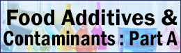 Food Additives Part A